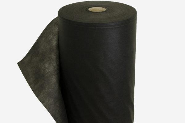 Netkaná textília antracit 40 g/m²