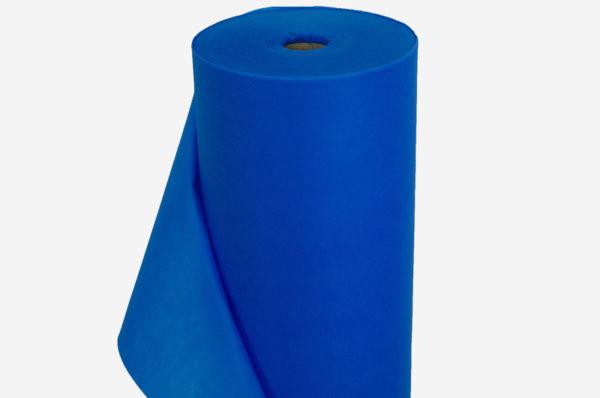 Netkaná textília modrá 80 g/m²