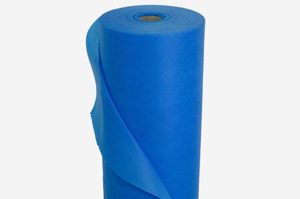 Netkaná textília modrá 17 g/m²