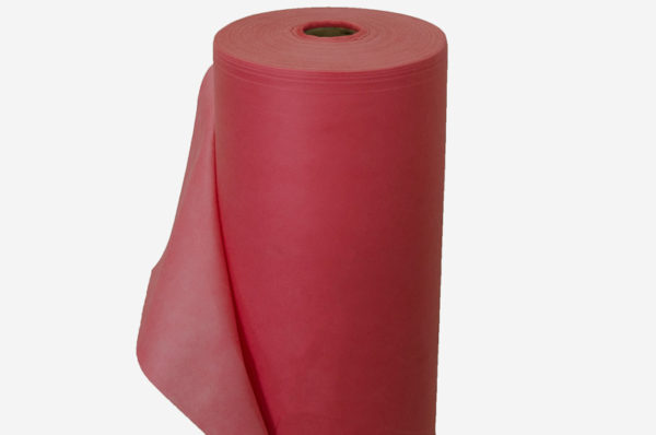 Netkaná textília ružová 80 g/m²