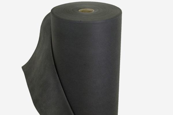 Netkaná textília šedá 80 g/m²