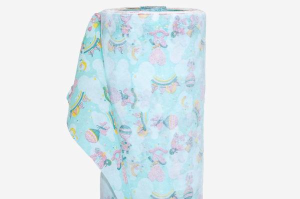 Netkaná textília s potlačou 60 g/m² vzor 5