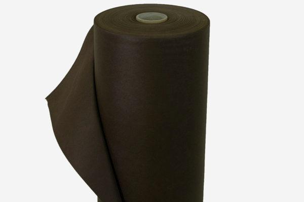 Vpichovaná netkaná textília tmavo hnedá 100 g/m²