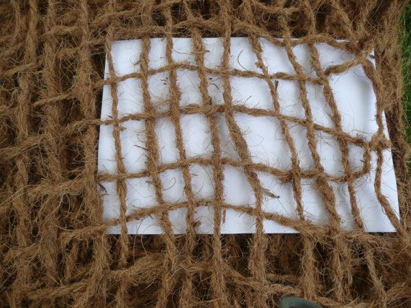 Kokosová rohož, geotextília 400 g/m², 2 m x 50 m