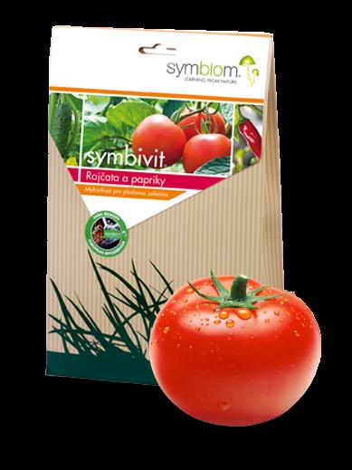 Symbivit paradajky a papriky