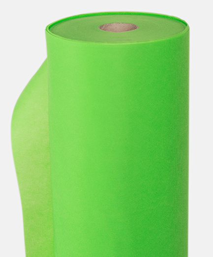 Netkaná textília zelená 60 g/m²