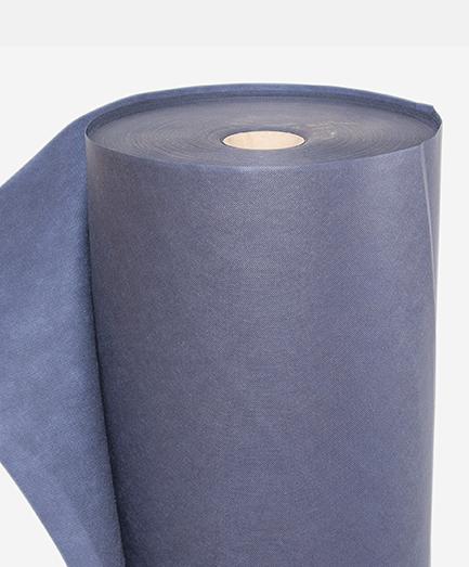 Netkaná textília modrá 90 g/m²