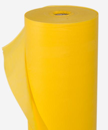 Netkaná textília žltá 70 g/m²