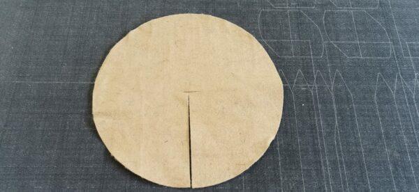 JUTOVÝ kruh, ochrana pred burinou 300 g/m²